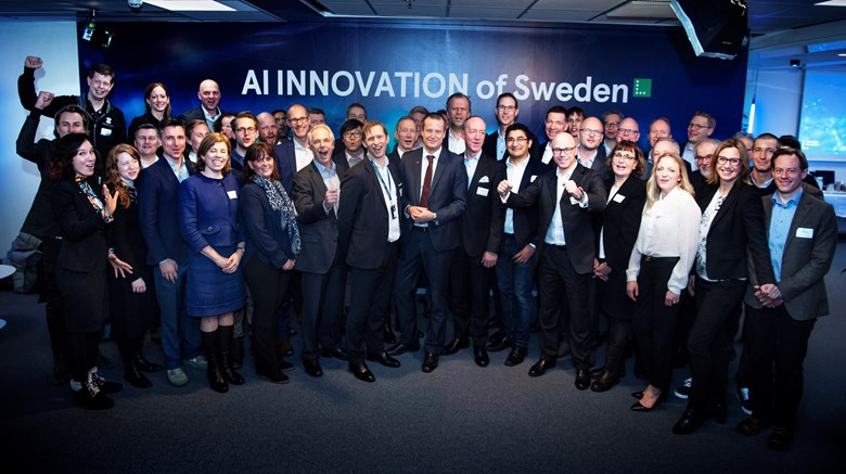 AI Innovation of Sweden invigs